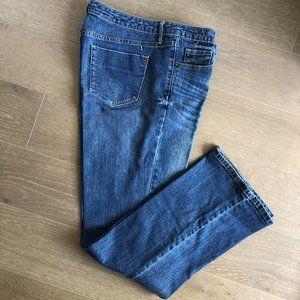 Mossimo Modern Bootcut Premium Denim Jeans Sz 10